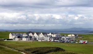 The stunning Great Northern Hotel in Bundoran Co Donegal where wedding videographer Jason McGarrigle will be attending the wedding fayre on May 10th 2015