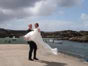 Donegal Wedding Videographer in Burtonport and Clanree Hotel
