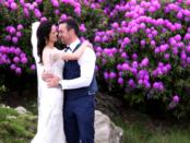 Patrice & Jonathan's Wedding in Pettigo & The Mill Park