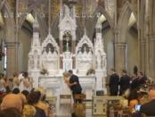 silver tassie wedding