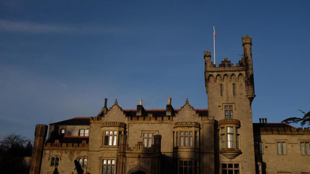Lough Eske Castle Exterior