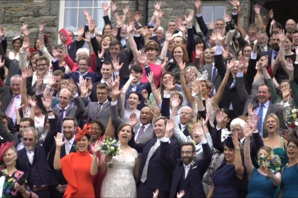 wedding guests group co clare