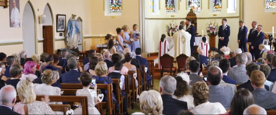ardaghey chapel wedding