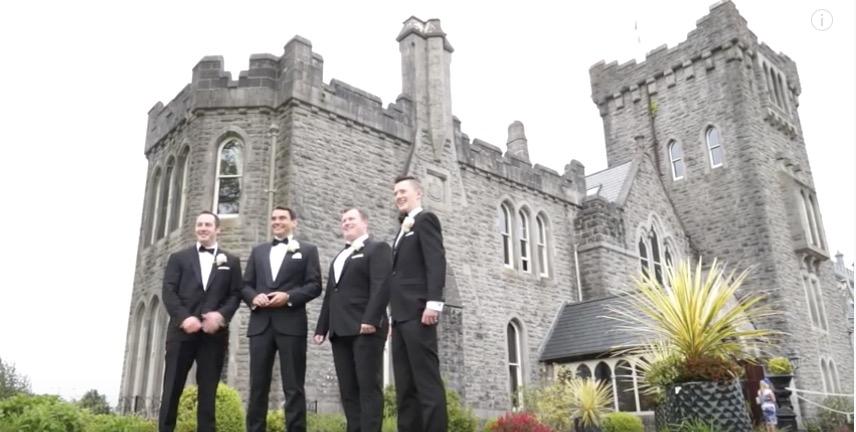 Kilronan castle Roscommon