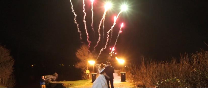 pier fireworks lough eske