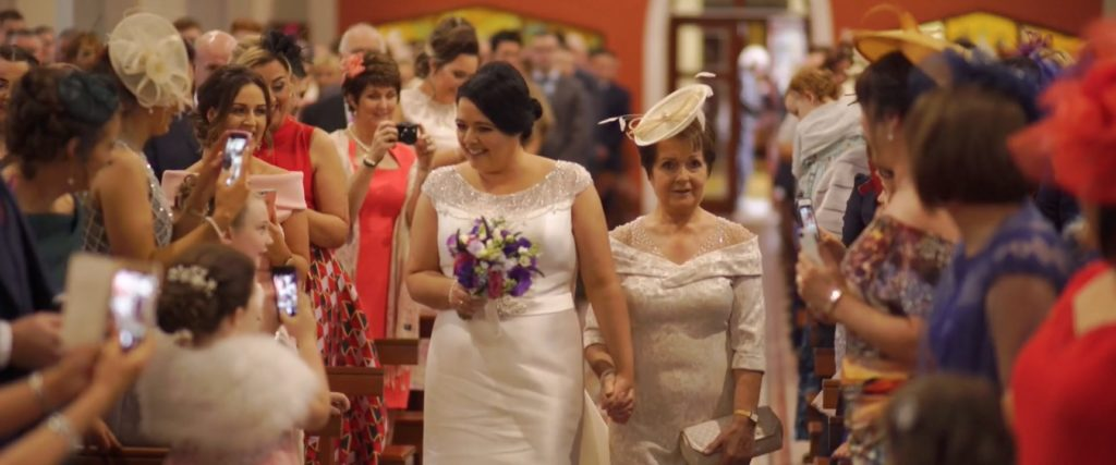 mother daughter aisle Stranorlar