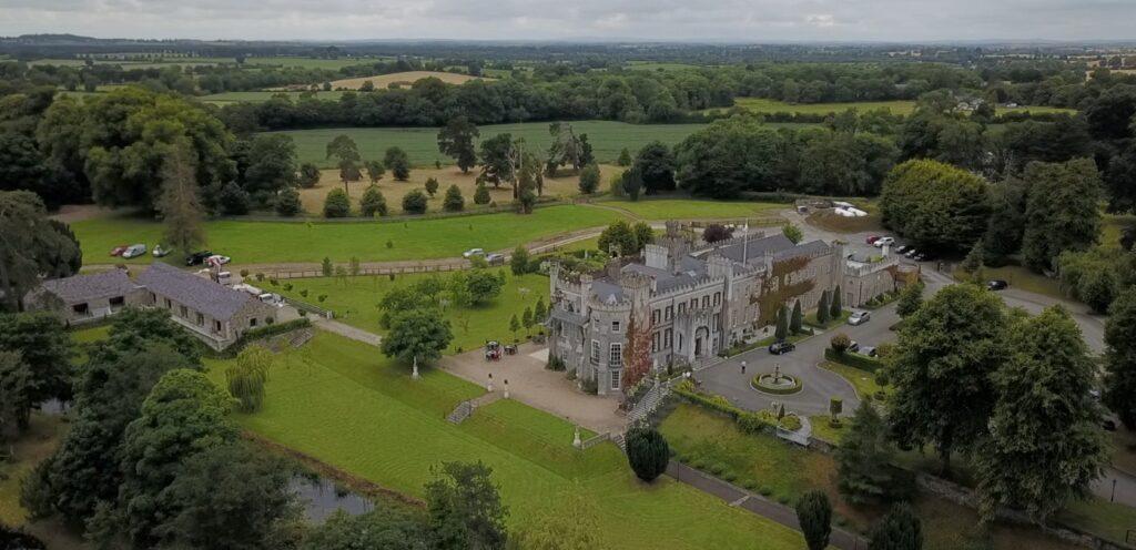 The beautiful Bellingham Castle