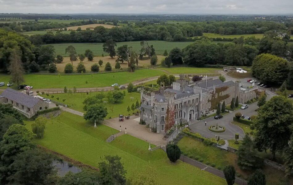 Bellingham Castle Wedding Video 102