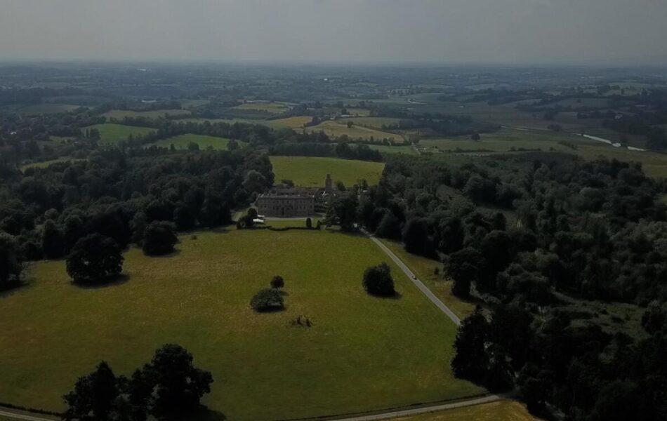 Hilton Park aerial photo